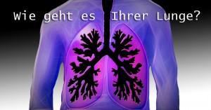 Leiden Sie an schwerer COPD-Kombinationsstudie?