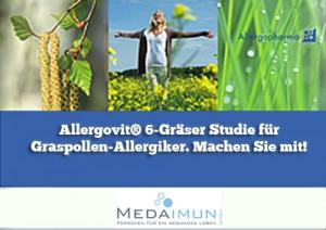 Medaimun ist Deutschlands Experte für Graspollen- Studien